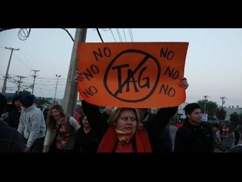no-tag-lampa-5-norte-protestas-vecinos-batuco-noticias-radio-chicureo-colina